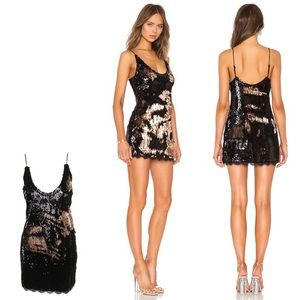 482bec728144 Free People. free people seeing double sequin dress